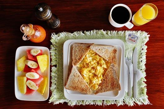 Monteverde Hotel Breakfast